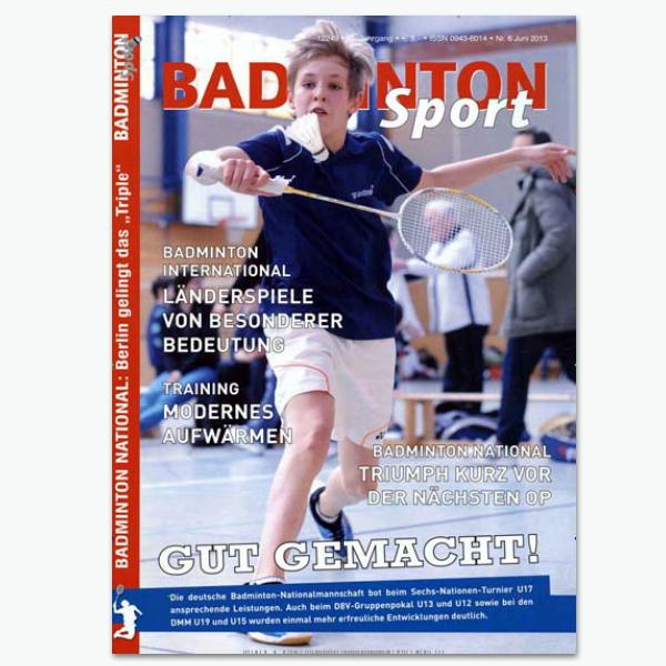 Badminton Sport - Sportmagazin im Abonnement