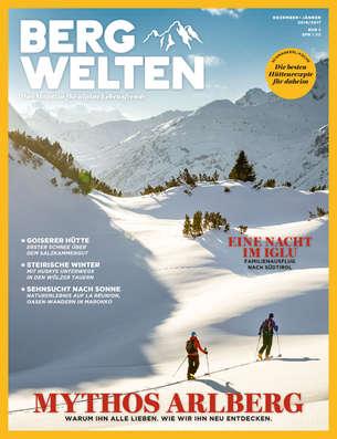 Outdoor-Magazin Bergwelten für die Schweiz