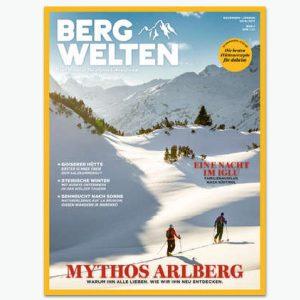 BERGWELTEN-Sportmagazin im Abonnement