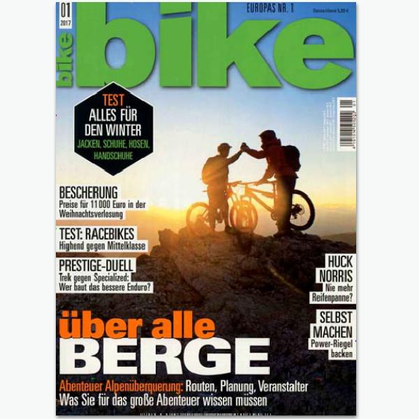 bike - im Sportmagazin-Abonnement