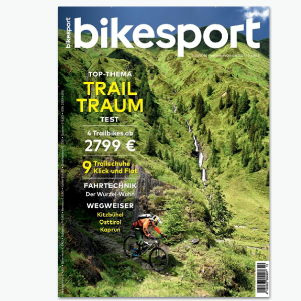 bike sport - Sportmagazin im Abonnement