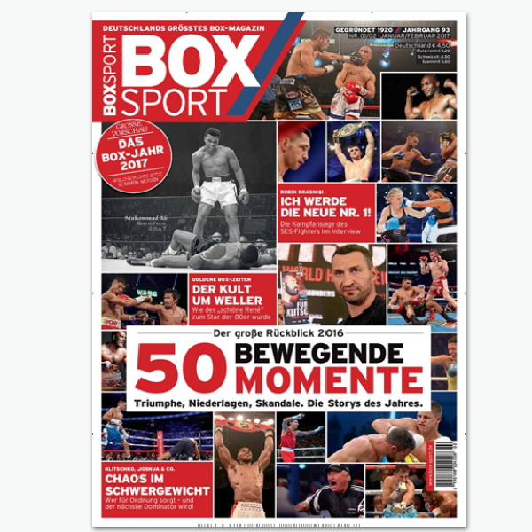BoxSport - Sportmagazin im Abonnement