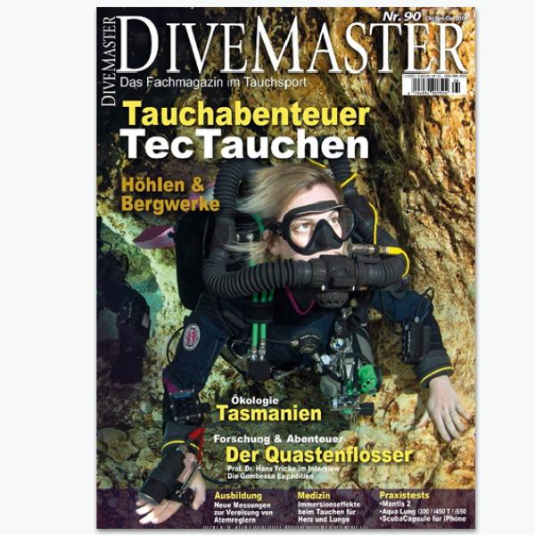 Divemaster - Sportmagazin im Abonnement