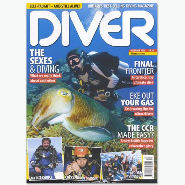 DIVER - Sportmagazin im Abonnement