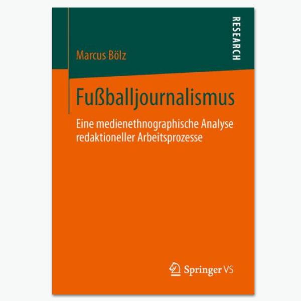 Fußballjournalismus Sportpublizistik-Fachbuch