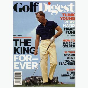 Golf Digest - Sportmagazin im Abonnement