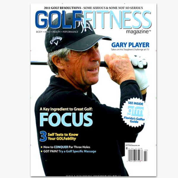 Golf Fitness - US-Sportmagazin im Abonnement