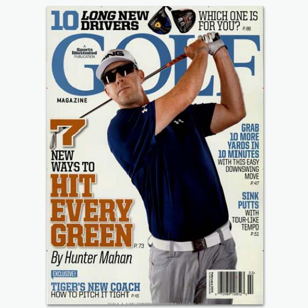 GOÖF Magazine - US-Golf-Sportmagazin im Abonnement