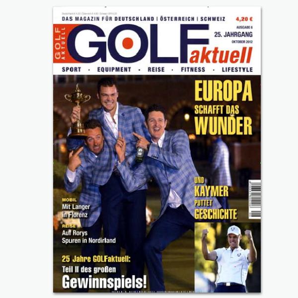 GOLF aktuell - Sportmagazin im Abonnement