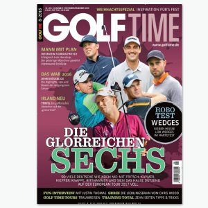 GOLF TIME - Sportmagazin im Abonnement