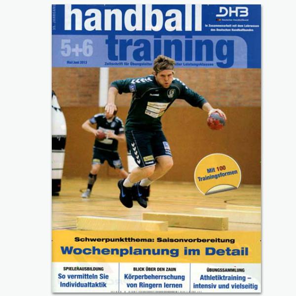 Handballtraining - Sportmagazin im Abonnement