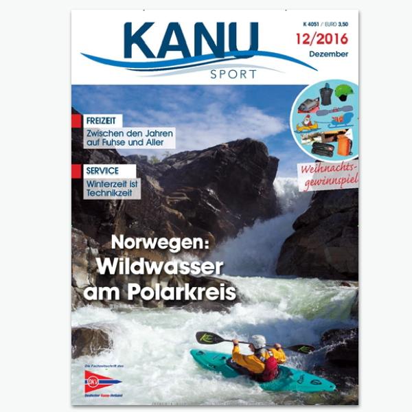 Kanu Sport - Sportmagazin im Abonnement