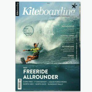 Kiteboarding - Sportmagazin im Abonnement