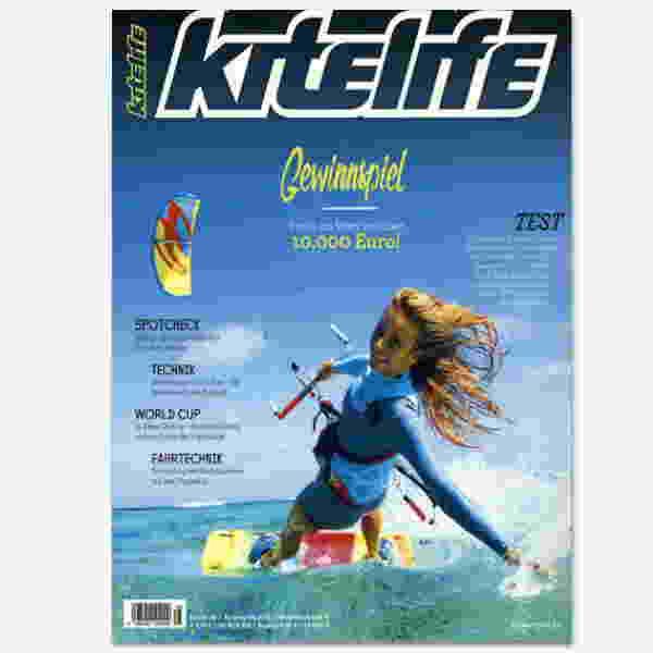 kitelife - Sportmagazin im Abonnement