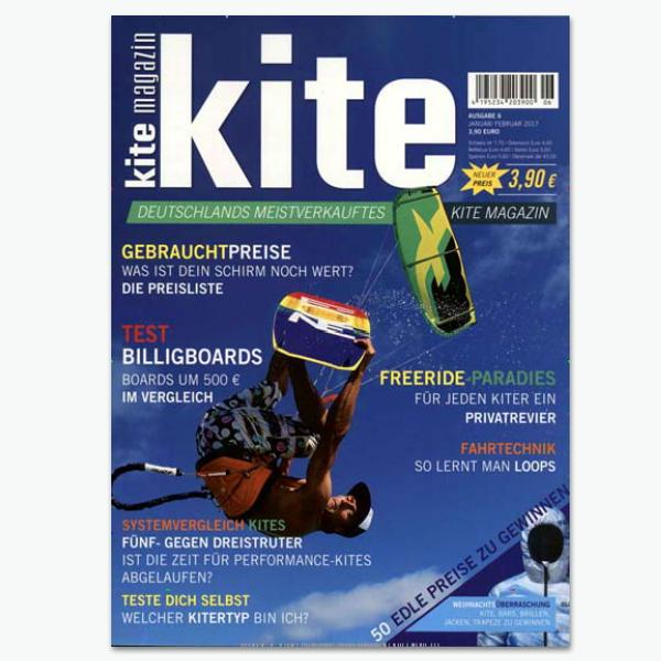 Kite Magazin - Sportmagazin-Abonnement