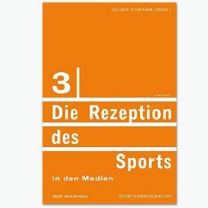 Rezeption des Sport in den Medien - Sportpublizistik-Fachbuch