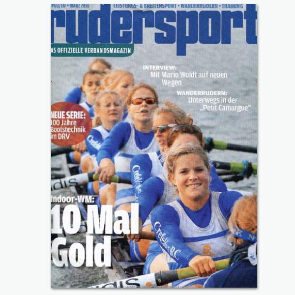 Rudersport - Sportmagazin im Abonnement