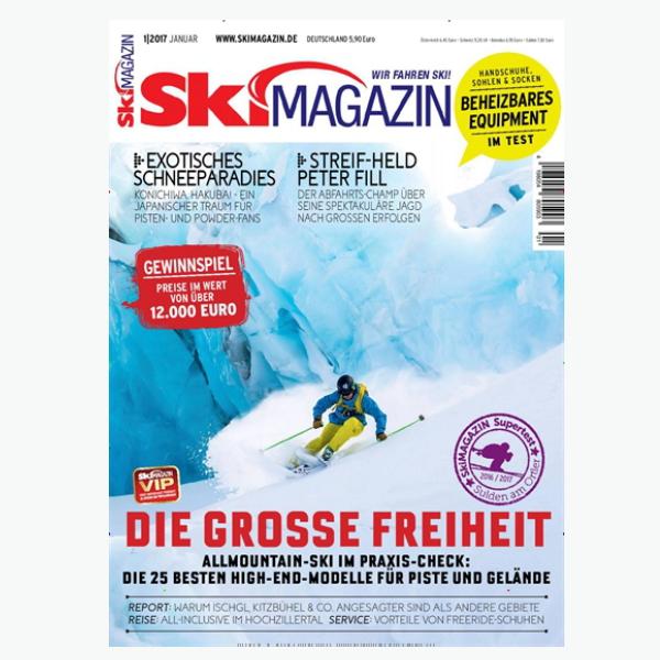 Ski MAGAZIN-Sportmagzin im Abonnement