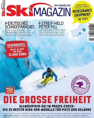 Ski MAGAZIN-Sportmagazin im Abonnement