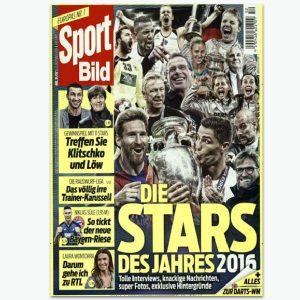 SPORT BILD - Sportmagazin im Abonnement