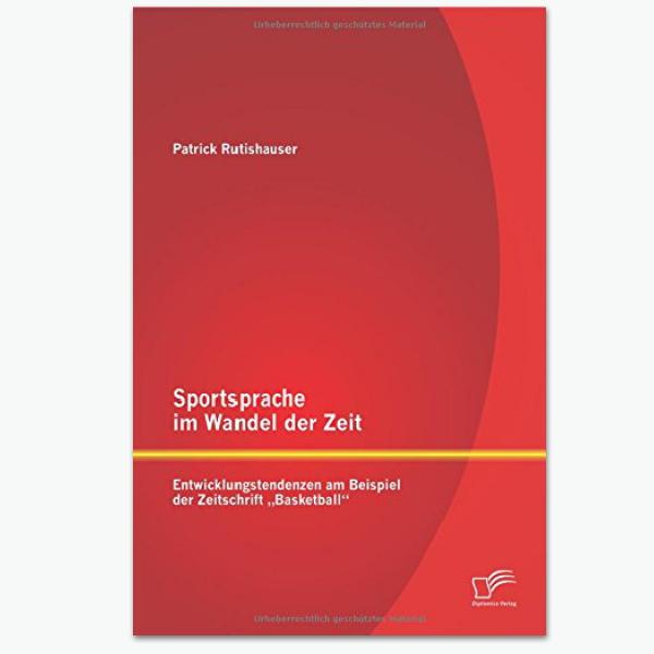 Sportsprache im Wandel - Sportpublizistik-Fachbuch