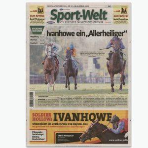 Sportwelt - Sportmagazin im Abonnement