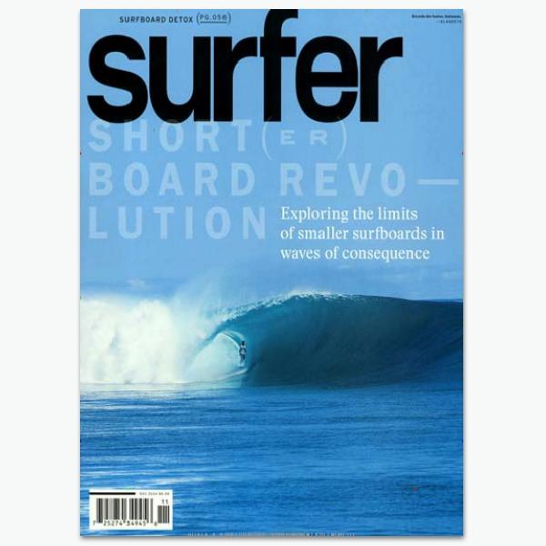SURFER - Surf-Sportmagazin im Abonnement