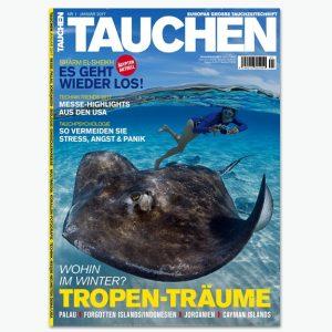 TAUCHEN - Sportmagazin im Abonnement