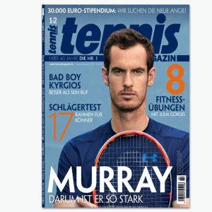 Tennis Magazin - Sportmagazin im Abonnement