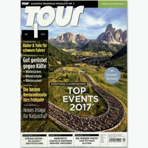 Tour im Sportmagazin-Abonnement