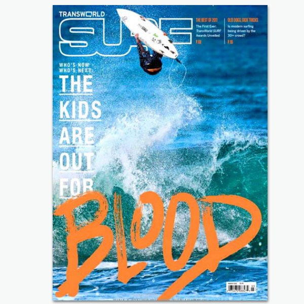Transworld SUrf - Sportmagazin im Abonnement