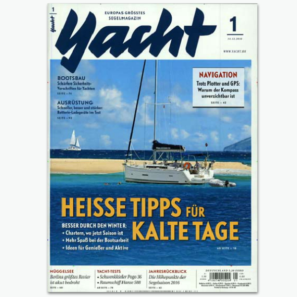 YACHT-Sportmagazin im Abonnement