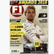 F1 Racing - Motor-sportmagazin im Abonnement