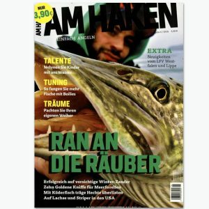 Am Haken - Sportmagazin im Abonnement