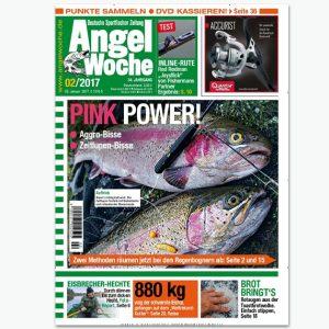 AngelWoche - Sportmagazin im Abonnement
