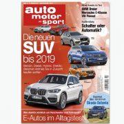 auto motor und sport - Motor-Sportmagazin im Abonnement