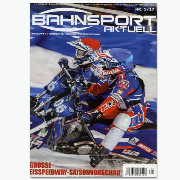 BAHNSPORT aktuell - Motor-Sportmagazin im Abonnement