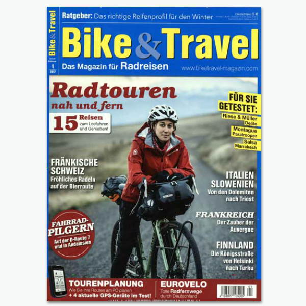 Bike & Travel - Sportmagazin im Abonnement