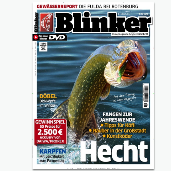 Blinker - Sportmagazin im Abonnement