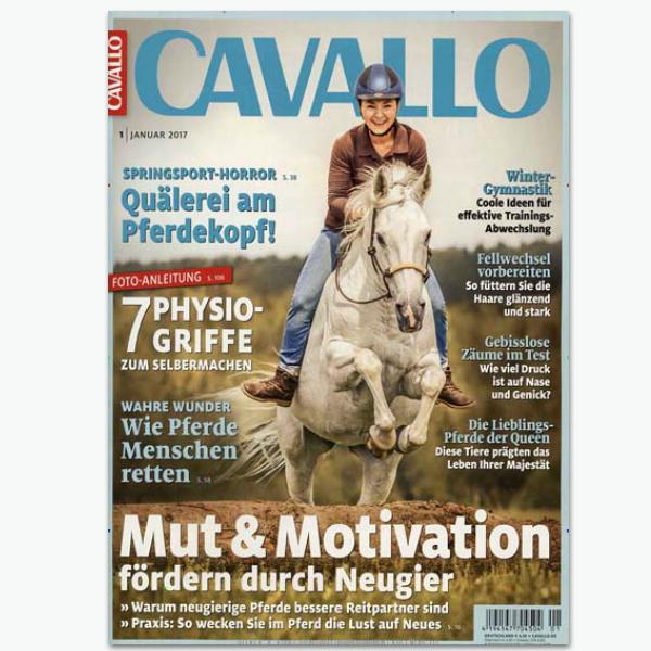 CAVALLO - Sportmagazin im Abonnement