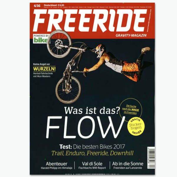 FREERIDE - Sportmagazin im Abonnement