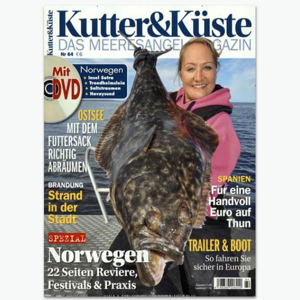 Kutter & Küste - Sportmagazin im Abonnement