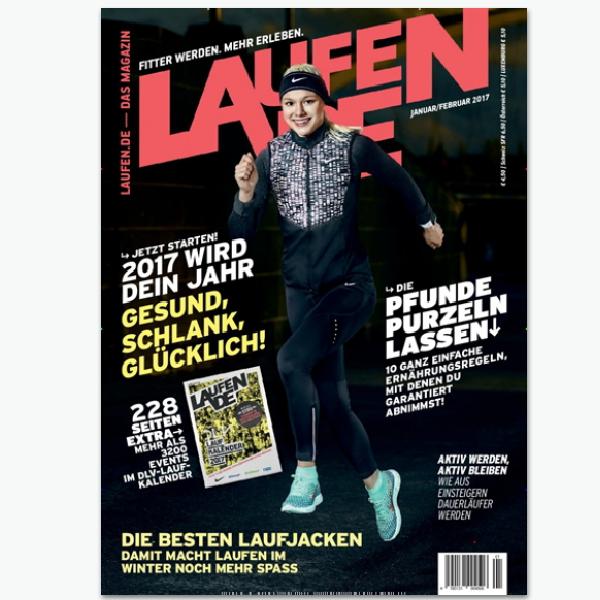 Laufen - Sportmagazin im Abonnement