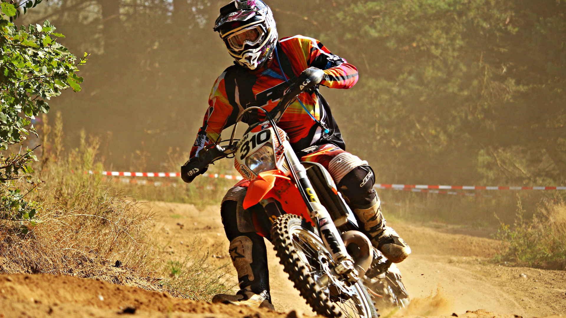 Enduro- und Motorcross