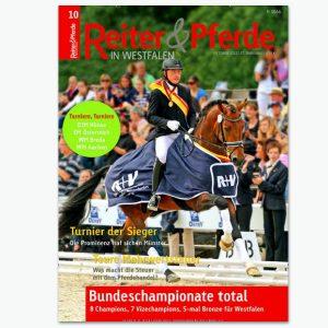 Reiter & Pferde in Westfalen - Sportmagazin im Abonnement