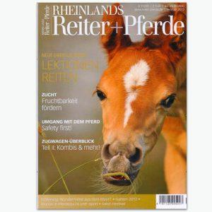 Rheinlands Pferde + Reiter - Pferdesportmagazin im Abonnement