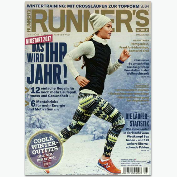 Runner's World - Sportmagazin im Abonnement