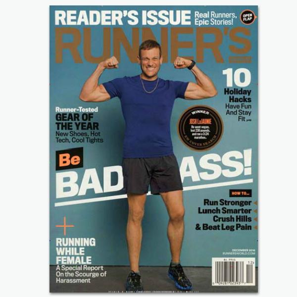 Runner`s World - US-Laufsportmagazin im Abonnement