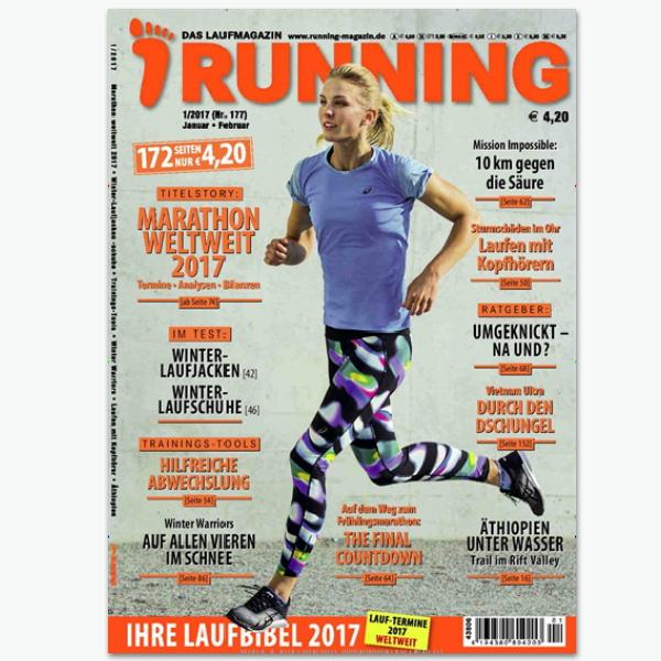 Running - Sportmagazin im Abonnement