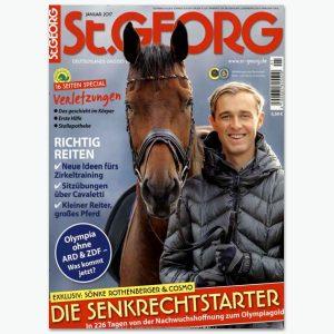 St. GEORG - Sportzeitschrift im Abonnement